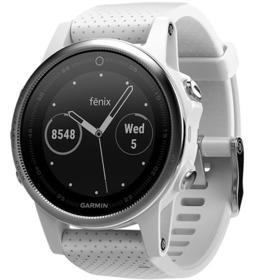 Garmin佳明fenix5S 智能运动手表 支持户外登山心率监测GPS定位