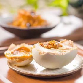 【正宗古法腌制】 广西红树林起沙冒油 天然熟咸海鸭蛋