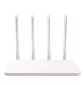 极路由E31双频1200M四天线千兆有线网口端口智能无线路由器穿墙
