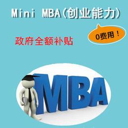 Mini MBA(创业能力)