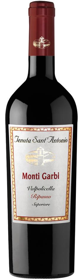 安东尼圣塔梦加里帕索半干红葡萄酒2013/Tenuta Sant Antonio Monti Garbi Valpolicella Superiore Ripasso DOC 2013