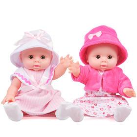 婴幼儿多功能早教娃娃 仿真婴儿安抚娃娃玩具