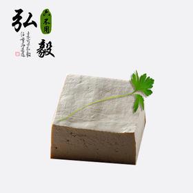 【弘毅六不用生态农场】六不用鲜豆腐 农场自产原料 古法工艺制作 4斤/份 自留种大豆