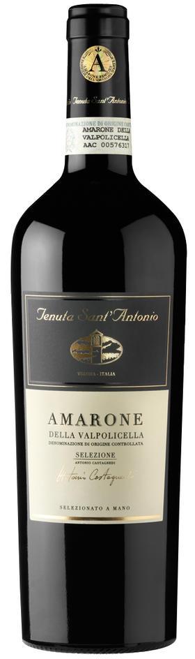 安东尼圣塔阿马罗尼精选安东尼半干红葡萄酒2013/Tenuta Sant Antonio Amarone della Valpolicella Selezione Antonio Castagnedi