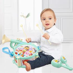 宝宝音乐会欢乐乐器组套装