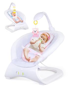 新款多功能电动太空椅安抚摇椅婴儿哄睡哄宝哄娃神器