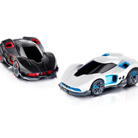 R.E.V赛车遥控汽车玩具无线遥控车男孩赛车高速电动充电小汽车子儿童玩具车