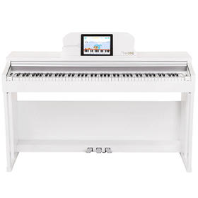 TheONE智能钢琴88键重锤初学者电钢琴成人电子钢琴家用数码钢琴