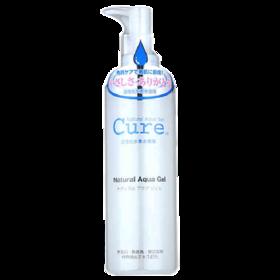 【日本原装】Cure去角质凝胶  面部深层去死皮 全身清洁温和水凝露250g