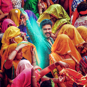 【印度洒红节】德里+曼达瓦古堡酒店+比卡内尔+焦特布尔+斋普尔琥珀堡+阿格拉泰姬陵+马图拉洒红节摄影之旅(五星古堡酒店)