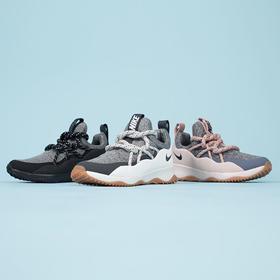 Nike City Loop 小椰子 粗绑带网红跑步鞋 粉紫/灰蓝/黑灰(预售20天)