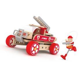 德国 可来赛搭建系列木质拼装消防车 培养动手能力