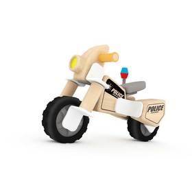 德国 可来赛搭建系列木质拼装警用摩托车 培养想象力