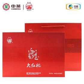 中茶 海堤茶叶 印象大红袍 XT5951