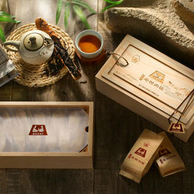 中茶 海堤茶叶 小罐茶 AT018马头岩老树肉桂