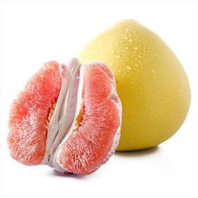 【果果生鲜】新鲜红心柚   大约4~5斤   一个装