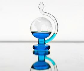 玻璃气压球晴雨仪