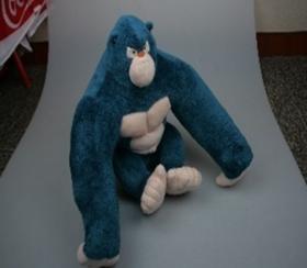 熊出没系列—M3猩猩毛绒公仔-C0302