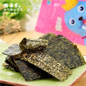 【拼团】海苔堡天然有机海苔(香蕉口味)