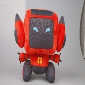 熊出没系列—M4小机器人毛公仔-C0302