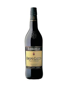 旷野酒庄奥光宝拉科塔多雪莉利口葡萄酒/Barbadillo Obispo Gascon Palo Cortado