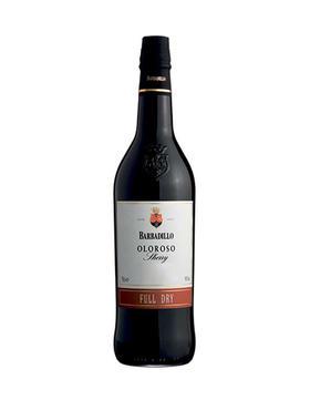 旷野酒庄奥罗露索雪莉利口葡萄酒/Barbadillo Oloroso Dry
