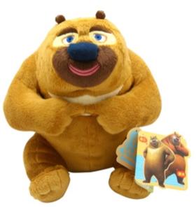 熊出没系列—熊大标准写实公仔