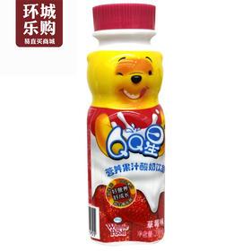 伊利酸奶 QQ星儿童营养果汁酸牛奶小熊维尼200ml | 基础商品