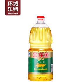 金龙鱼精炼一级大豆油1.8L-800323