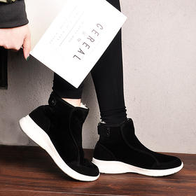 【每走一步都是在养生】荣获19项专利 缓解疲劳 秋冬保暖雪地靴 送礼佳品