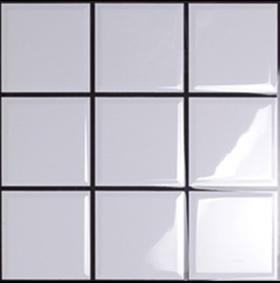 北欧小方块工字瓷砖 300x300