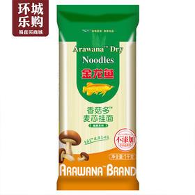 金龙鱼香菇多麦芯挂面1000g-875352