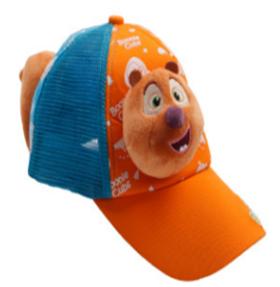 熊出没系列—熊熊乐园系列公仔帽