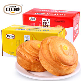 【鲜酵母发酵 优质配料】口口妙手撕面包 800g 口感松软 营养美味