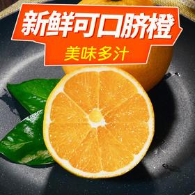 【缤纷鲜果】中国冰糖橙之乡--黔阳冰糖橙(水稻之父袁隆平推荐 )10斤装