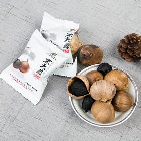 「有赞寻美食」山东济宁特制独头黑大蒜 精选优质大蒜发酵