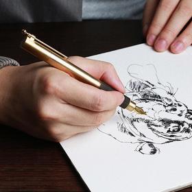 意外EY-PRODUCTS 时光钢笔 精湛的工艺|扎实的材料|一支能陪你到老的笔