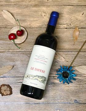 【闪购】西施赛马干红葡萄酒2014/Tenuta San Guido Le Difese 2014