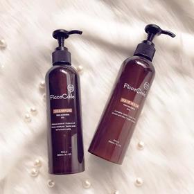 澳洲进口 FicceCode 菲诗蔻天然无硅油洗发水 / 发膜,含再生因子EGF,修复头皮!防脱发、减少出油!全家人都能用!