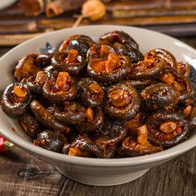 麻爪爪 麻辣零食小吃下酒菜冷吃熟食香辣香菇即食零食卤味私房菜