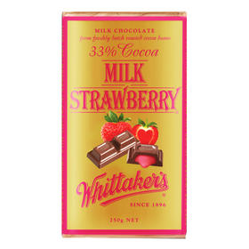 Whittakers 巧克力 250g
