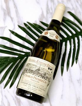 【闪购】德菲庄园夏布利万龙干白葡萄酒2003/Domaine Daniel-Etienne Defaix Chablis Vaillon 1er 2003