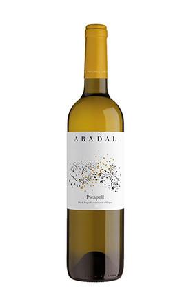 阿黛儿干白葡萄酒2016/Abadal Picapoll 2016