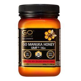 Go Healthy 高之源蜂蜜 麦卢卡蜂蜜UMF16+ (MGO 570+)胃溃疡辅助治疗最佳【新西兰直邮】