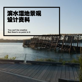滨水湿地景观设计资料