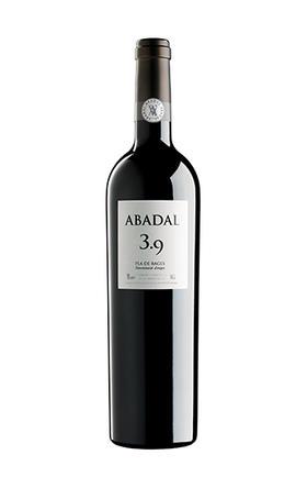 阿黛儿干红葡萄酒2012/Abadal 3.9 2012