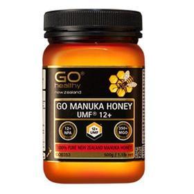 Go Healthy 高之源蜂蜜 麦卢卡蜂蜜UMF 12+ (MGO 350+)肠胃不适治疗首选【新西兰直邮】