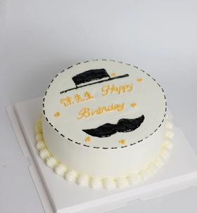 男士生日蛋糕