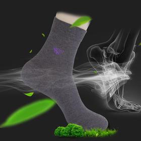 【7天免洗防臭抗菌】CARTELO银离子防臭男袜5双礼盒装  国家专利