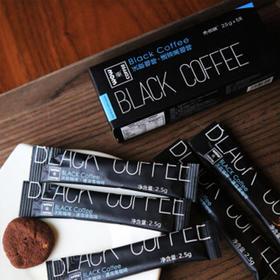 沃欧咖啡 速溶黑咖啡(迷你装) 2.5g*5条
